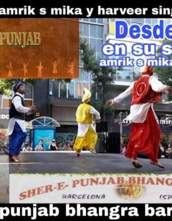Bhangra group-Sher.E.Punjab bcn