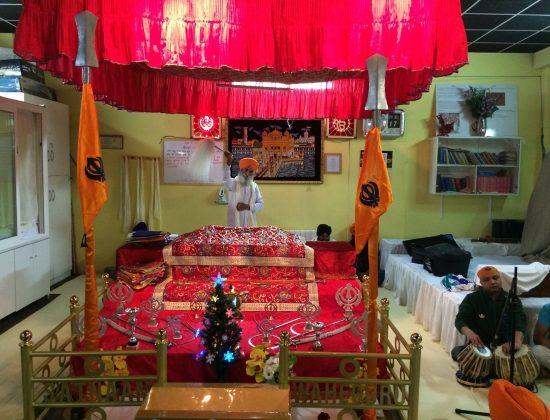 Gurudwara Bhai Ji Mardana, Olot