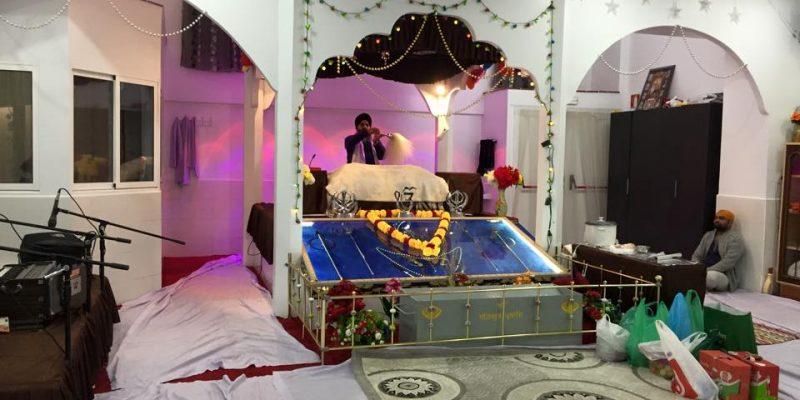 Gurdwara Shri Guru Nanak Dev Ji Singh Sabha 'Lloret de Mar'