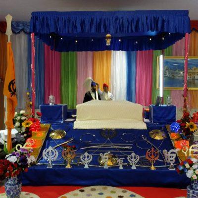 Gurdwara Guru Tegh Bahadur Sahib Vic