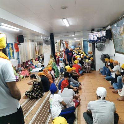 Sikh Gurudwara Gurdarshan Sahib Ji Barcelona