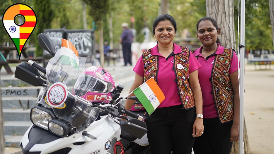 'Biking Queens'—Dr Sarika Mehta and Rutali Patel