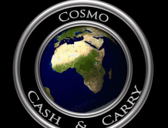 Cosmo Cash & Carry