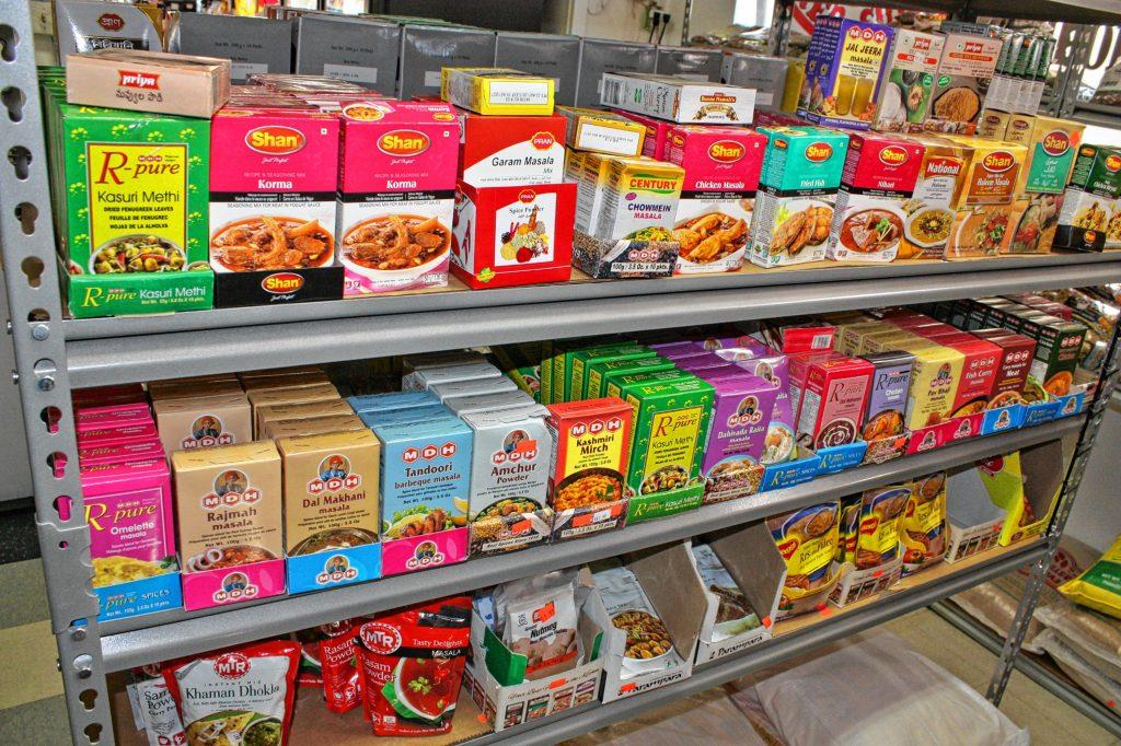 Indian Supermarket Barcelona