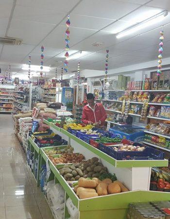 Rose Indian Supermarket Sant Juan